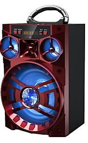 MS-188BT Bluetooth-højttaler Bluetooth 4.1 Usb Højtalere Til Udendørsbrug Sort Mørkeblå Mørkerød