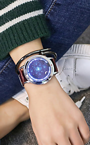 Homens Mulheres Relógio Casual Relógio de Pulso Único Criativo relógio Chinês Digital Relógio Casual PU Banda Luxo Casual Legal Preta