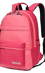 "Nylon Solid Backpacks 15"" Laptop"