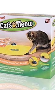 gato gato brinquedo brinquedos para animais brinquedo controle de velocidade variável plástico para animais de estimação