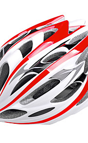 Nuckily バイクヘルメット サイクリング 30 通気孔 調整可 エクストリームスポーツ ワンピース マウンテン 都市 超軽量(UL) スポーツ マウンテンサイクリング ロードバイク レクリエーションサイクリング サイクリング