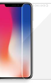 Screen Protector Apple na iPhone X TPU Hydrożel 2 szts Folia ochronna przód i tył Samo leczenie Odporne na zadrapania