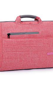 "Nylon Solid Handbags 15"" Laptop"
