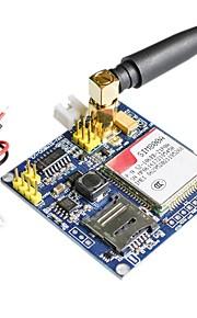 sim800a module  sms  development board gsmgprsstm32 super sim900aa6.