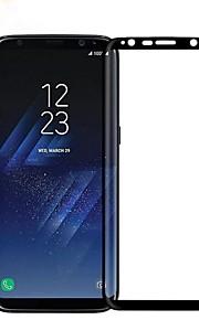 Proteggi Schermo Samsung Galaxy per S9 Vetro temperato 1 pezzo Proteggi-schermo integrale Estremità angolare a 3D Anti-impronte