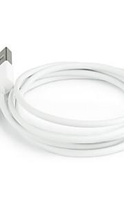 תאורה מתאם כבל USB תשלום מהיר מהירות גבוהה כבל עבור iPhone 100 cm PVC