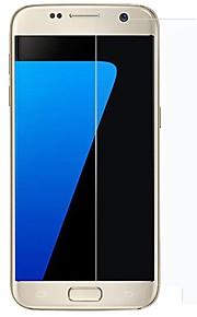 Proteggi Schermo Samsung Galaxy per S7 Vetro temperato 1 pezzo Proteggi-schermo frontale Anti-graffi A prova di esplosione Alta