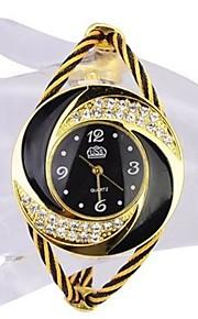Mulheres Casal Quartzo Relógio de Moda Relógio Esportivo Relógio Casual Chinês Impermeável Relógio Casual Aço Inoxidável Banda Luxo