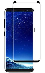 Proteggi Schermo Samsung Galaxy per S9 Plus Vetro temperato 1 pezzo Proteggi-schermo integrale Estremità angolare a 3D A prova di