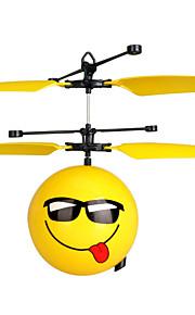 Helicóptero com CR 2 Eixo Não Pronto a usar Mini