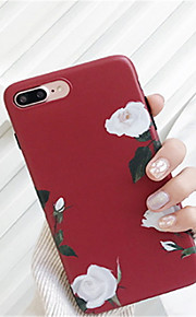 Case For Apple iPhone 6 Plus / iPhone 7 Plus Pattern Back Cover Flower Soft TPU for iPhone 7 Plus / iPhone 7 / iPhone 6s Plus