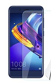 Skärmskydd Huawei för Honor V9 Play PET 1 st Displayskydd framsida Reptålig Ultratunnt Explosionssäker
