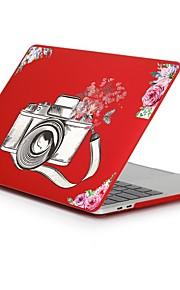 MacBook Etuis pour Romantique Impression de dentelle Plastique MacBook Pro 13 pouces MacBook Pro 15 pouces MacBook Air 13 pouces MacBook