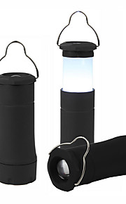 Led Flashlight Lantern 2 In 1 Lanterns & Tent Lights LED Portable / Wearproof Camping / Hiking / Caving / Everyday Use Black / Blue