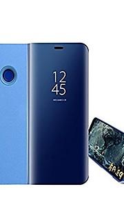 Kılıf Na Huawei P20 / P20 lite Z podpórką / Powłoka / Lustro Pełne etui Solidne kolory Twardość PC na Huawei P20 / Huawei P20 Pro / Huawei P20 Lite