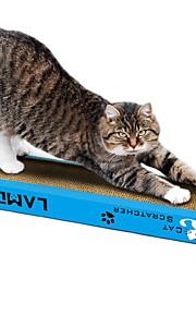 Cataire Paniers simple Compatible avec animaux de compagnie Griffoir Sans Parabène Sans Formaldéhyde Herbe-aux-Chats Papier carton Pour