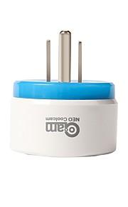 NEO Smart Plug NAS-WR02ZU na Kuchnia / Badanie / Sypialnia Smart / Styl MIni / Czujnik 110-220 V