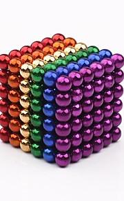 216 pcs Zabawki magnetyczne Magnetyczna zabawka Kulki magnetyczne Zabawki magnetyczne Przeciwe stresowi i niepokojom Zabawka na koncentrację Zabawki biurkowe Średniozaawansowany Dla chłopców Dla