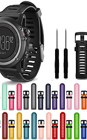 Watch Band for Fenix 3 HR Garmin Sport Band Silicone Wrist Strap