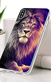 Case For Apple iPhone XR Dustproof / Ultra-thin / Pattern Back Cover Animal Soft TPU for iPhone XR