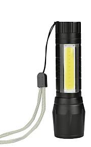 BRELONG® 1PC الصمام ليلة الخفيفة أبيض USB تخفيت / سهل الحمل / تعليق 5 V