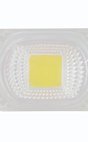 1pc DHZ Aluminium / Muovi LED-Chip voor doe-LED schijnwerper Spotlight 50 W