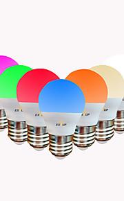EXUP® 5 W LED Λάμπες Σφαίρα 400 lm B22 E26 / E27 P45 20 LED χάντρες SMD 2835 Smart Έλεγχος APP Συγχρονισμός RGB & CW RGB + κρύο και ζεστό λευκό 85-265 V, 1pc