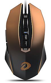 dareu em925pro ασύρματο οπτικό ποντίκι παιχνιδιών με οπίσθιο φωτισμό πολλαπλών χρωμάτων 600/1200/2400/3600/5400/7200/10800/12000 dpi 7 ρυθμιζόμενα επίπεδα dpi 7 κουμπιά