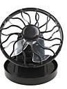 Solar Powered Clip-on Mini Cell Fan - Black