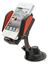 Rotatable Windshield Car Mount for iPhone & Other Cellphone (Assorted Color)