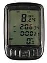 Bike Computer,Digital LCD Cycle Computer Bicycle Speedometer-563