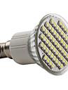 6000 lm E14 Точечное LED освещение PAR38 60 светодиоды SMD 3528 Естественный белый AC 220-240V