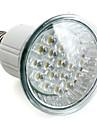 2800 lm E14 Spot LED MR16 20 diodes electroluminescentes LED Haute Puissance Blanc Naturel AC 220-240V