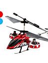 Z008 hélicoptère télécommande à 4 canaux avec moteur côté et gyro