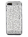 아이폰 5/5S를위한 진주 표면에 하드 케이스