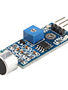 3-Pin Sound Sensor Module (Blue)