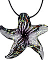 Romantic Sea Star Pendant Necklace