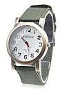 Men's Fabric Analog Quartz Wrist Watch (Assorted Colors) Cool Watch Unique Watch Fashion Watch