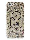 vélo cas dur de modèle pour l'iphone 5/5s