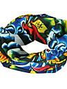 Удобная Neckie Велоспорт шарф (Blue)
