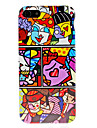 Cartoon Pattern Hard Case for iPhone 5/5S