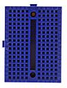 170 점 solderless PCB 빵 보드 보드 (파란색)