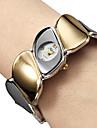 Women's Steel Analog Quartz Bracelet Watch (Multi-Colored)