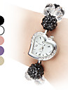 Women's Adjustable Band Style Plastic Analog Quartz Bracelet Watch (Assorted Colors) Cool Watches Unique Watches