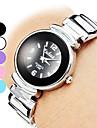 Браслет женский стиль сплава аналогового кварцевые часы (разных цветов)