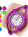 Women's Diamante Case Rope Alloy Quartz Analog Bracelet Watch (Assorted Colors) Cool Watches Unique Watches Fashion Watch