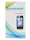 HD Screen Protector with Cleaning Cloth for LG E400 Optimus L3
