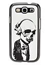 Horrible Skull Pattern Hard Case for Samsung Galaxy S3 I9300