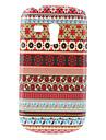 Colorful Grid Pattern Hard Case for Samsung Galaxy S3 Mini I8190