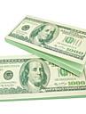 a nota auto-stick dólar